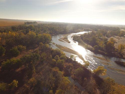 Roscoe's South Platte Hunt : Ogallala : Keith County : Nebraska