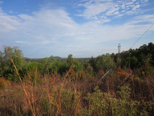 Hunting Land Lake Norfork : Jordan : Baxter County : Arkansas