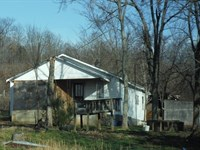 Country Home In Southeast Missouri : Doniphan : Ripley County : Missouri