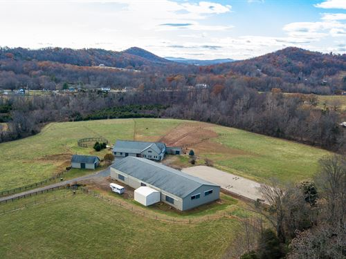 Streator Hill Farm : Madison : Virginia