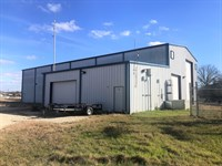 Industrial Facility On 34.16+/- Acs : Bryan : Brazos County : Texas