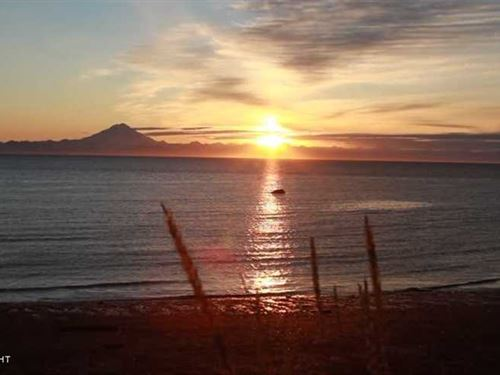 1.26 Acres Near Kenai, Build Your : Kenai : Kenai Peninsula Borough : Alaska