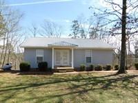 Cabin TN Pickwick Lake Water Access : Savannah : Hardin County : Tennessee