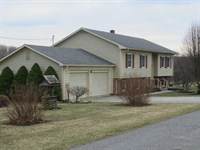 Floyd VA Home & Acreage For Sale : Indian Valley : Floyd County : Virginia