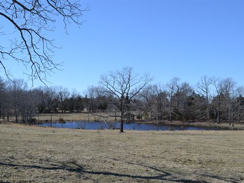 Farm For Sale In Southern Missouri : West Plains : Howell County : Missouri