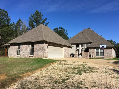 3137 W Topisaw : Ruth : Pike County : Mississippi