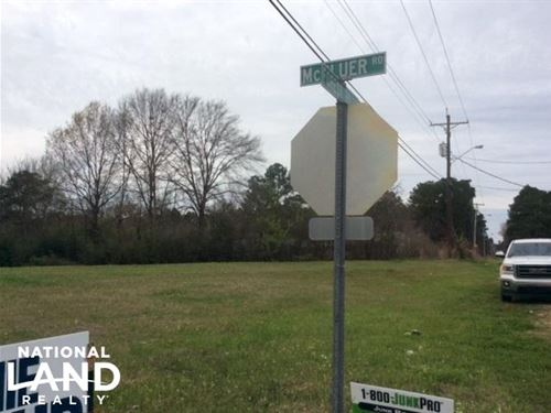 Gardner Commercial Lot : Jackson : Hinds County : Mississippi