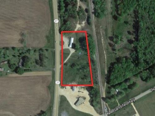 4.5 Acres In Lawrence County In Mon : Monticello : Lawrence County : Mississippi