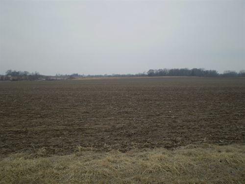 Highly Tillable Farm Land Acreage : Windsor : Benton County : Missouri