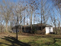 Tennessee Riverfront Home, Patio : Crump : Hardin County : Tennessee