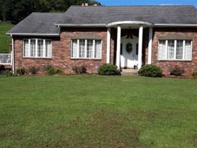 Beautiful Horse Farm Located In Wv : Arnoldsburg : Calhoun County : West Virginia