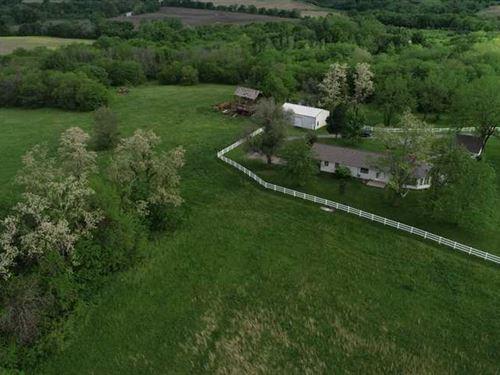 Andrew County Custom Built Hom : Helena : Andrew County : Missouri