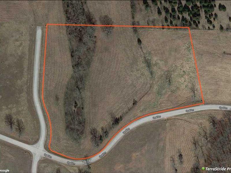 Fox Hollow Estates, Lot 20 : Chestnutridge : Taney County : Missouri