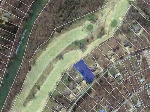 Golf Front Lot Cheorkee Village, AR : Cherokee Village : Sharp County : Arkansas