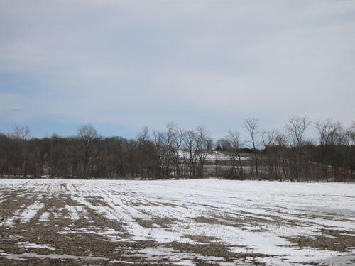Acreage in Northwest Missouri : New Hampton : Harrison County : Missouri