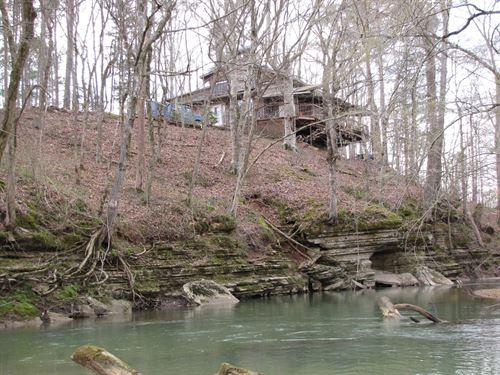 Huge Rustic TN Lodge Style Home : Savannah : Hardin County : Tennessee