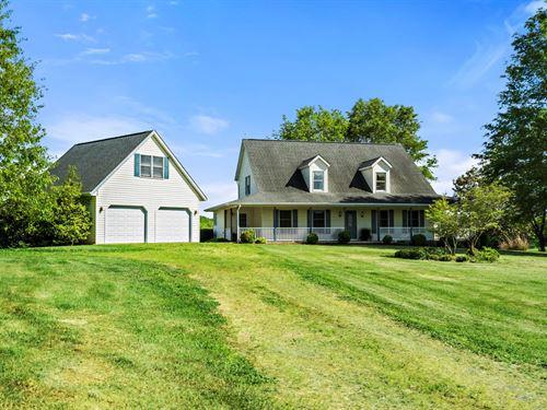 Country Home In Fauquier County VA : Remington : Fauquier County : Virginia