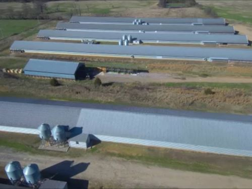 Poultry Farms For Sale In Arkansas : Paris : Franklin County : Arkansas