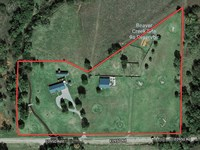 Country Home Acreage Arapaho OK : Arapaho : Custer County : Oklahoma