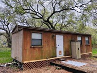 Cabin On 5 Acres 777452 : Old Town : Dixie County : Florida