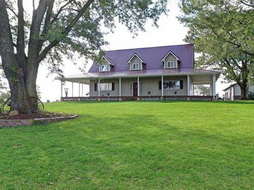 4Br/2.5Ba Home For Sale Unionville : Unionville : Appanoose County : Iowa