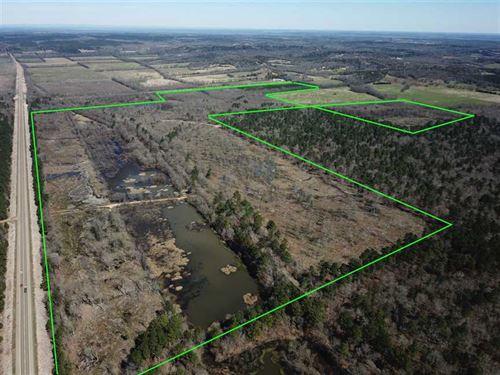 Reduced Price 266 Acres DE : Ben Lomond : Sevier County : Arkansas