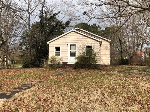 Investment Opportunity Buggs Island : Chase City : Mecklenburg County : Virginia