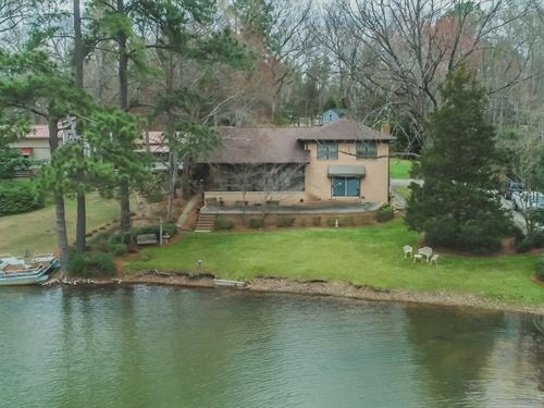 Water Front Home With Views : Ballentine : Richland County : South Carolina