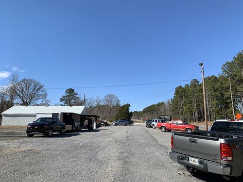 1 Acres On Joe Frank Harris Pkwy : Adairsville : Bartow County : Georgia