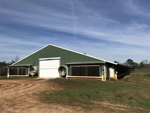 Poultry Farm : McKenzie : Butler County : Alabama