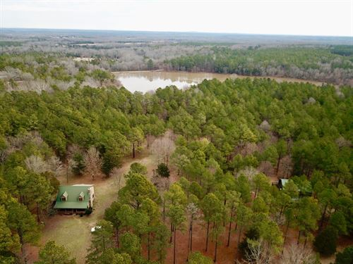 Private Lake & Home, Lake Russell : Calhoun Falls : Abbeville County : South Carolina