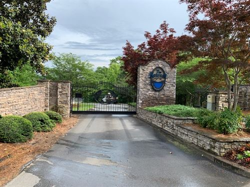 Gorgeous 3.24 Ac In Gated Community : Cartersville : Bartow County : Georgia