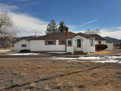 3397749-Gorgeous Ranch Style Home : Salida : Chaffee County : Colorado