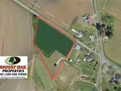 4.17 Acres of Residential Farm Lan : Clarkton : Columbus County : North Carolina