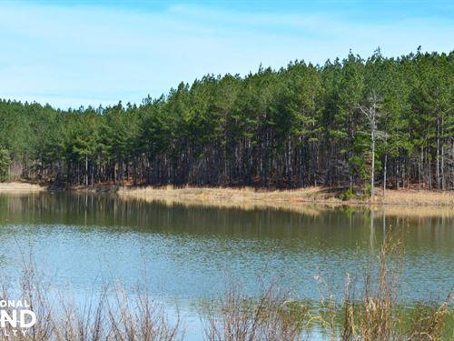 Coldwater Preserve : Sylacauga : Talladega County : Alabama