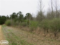 Hunter Lake Residential Property : Crystal Springs : Copiah County : Mississippi