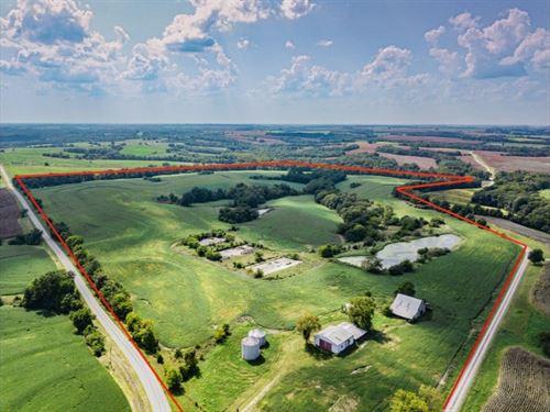 Income Producing Tillable Farm : Gilliam : Saline County : Missouri