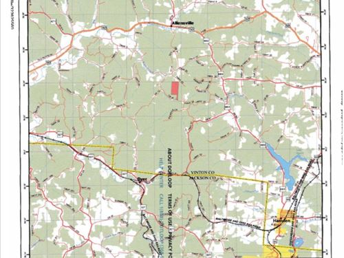 Vinton County 88 Acres : McArthur : Vinton County : Ohio