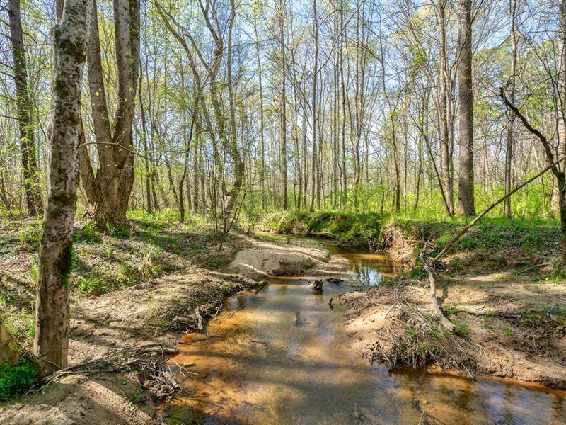 Madison Farms Lot A : Madison : Madison County : Georgia