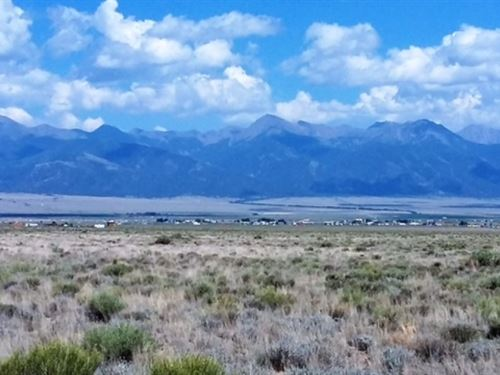 2502051-37.84 Acres, Opportunity In : Moffat : Saguache County : Colorado