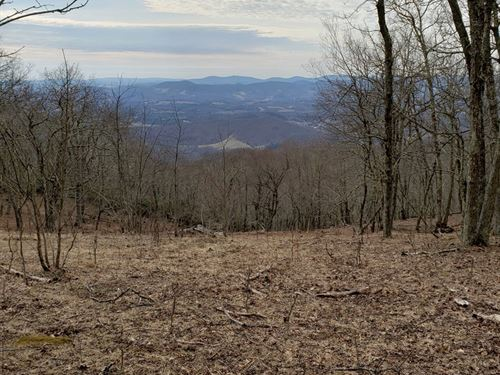 Long Range View, Southern Exposure : Independence : Grayson County : Virginia