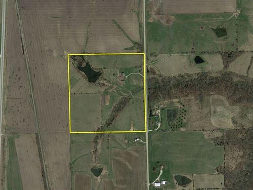 Pasture & Crp Land Monroe County : Moravia : Monroe County : Iowa