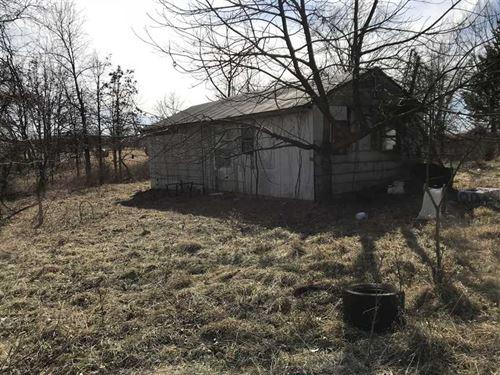4.8 Acre Country Property in Ve : Milo : Vernon County : Missouri