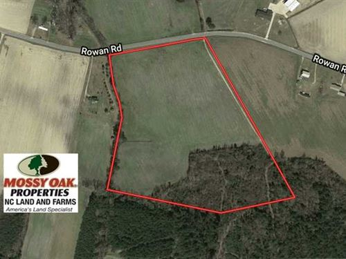 Under Contract, 26 Acres of Resid : Lumberton : Robeson County : North Carolina