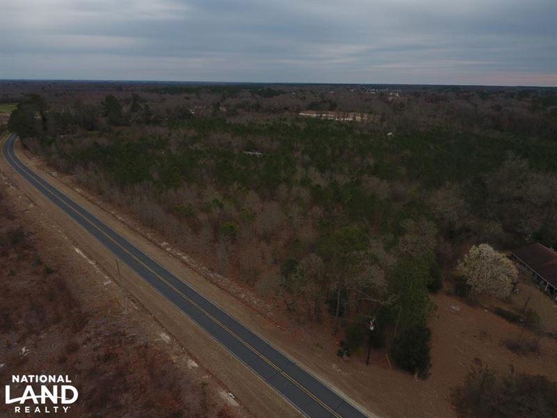 Daly's Chapel Lot : Seven Springs : Lenoir County : North Carolina