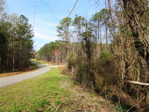 5 Acres On Co Rd 5 In Clay County : Ashland : Clay County : Alabama