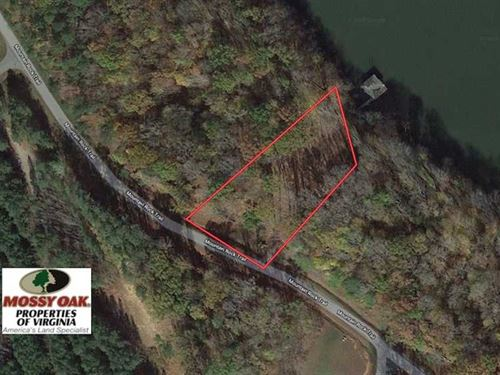 1 Acre of Main Lake Front Land For : Boydton : Mecklenburg County : Virginia