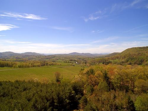 Acreage Close To Jefferson National : Troutdale : Grayson County : Virginia