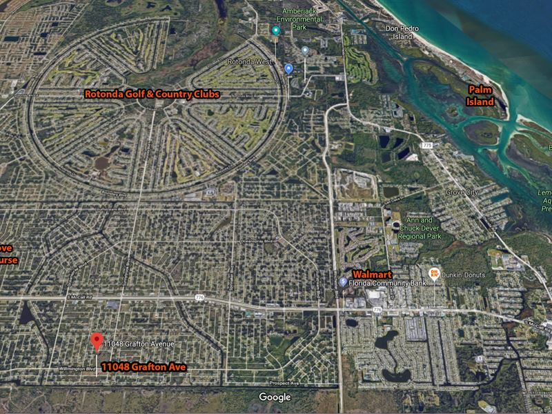 Englewood, Florida Land Near Beach : Land for Sale by ...