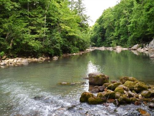 Stunning Mountain-Top Property : Jasper : Marion County : Tennessee